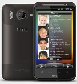 HTC Desire Recover Deleted Contacts