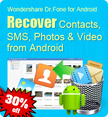 recover files Android SD Card