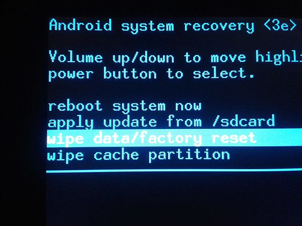fix Android bootloop