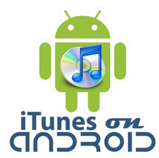iTunes music on Android