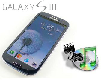 Samsung Galaxy S3 Transfer Files