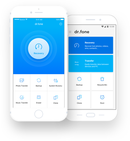dr.fone application