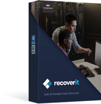 Recoverit - Data Recovery