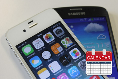 Transfer Calendar from iPhone to Android