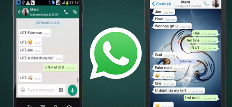 transfer WhatsApp chats from iPhone to Android