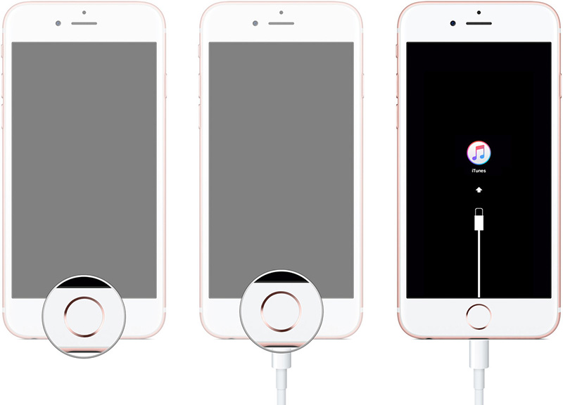 factory reset iphone 5s without itunes or passcode