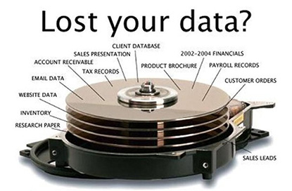 data loss reason