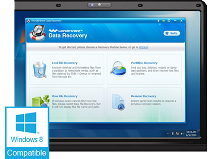 Hard Drive Data Recovery Banner