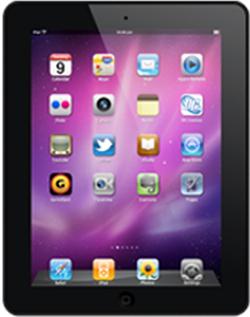 restore lost iPad calendar
