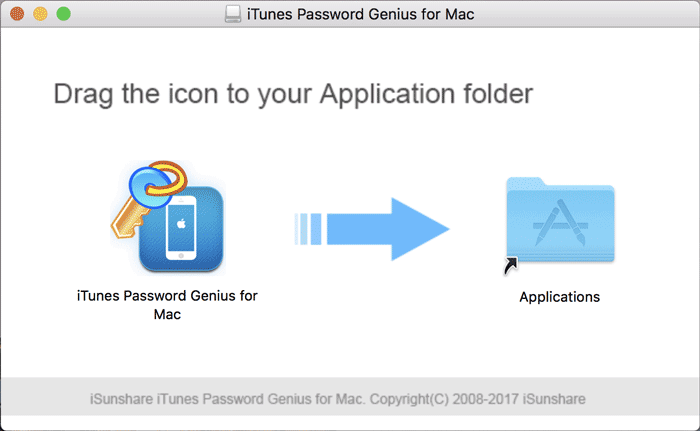 install iTunes password unlocker