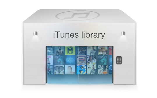Rebuild iTunes Library