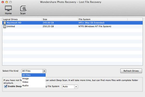 recover images from camera sd card