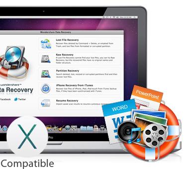 Mac Data Recovery