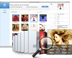 iTunes Album fixer