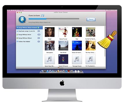 how to get song info on itunes automatically