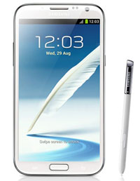 Backup Samsung Galaxy Note 2