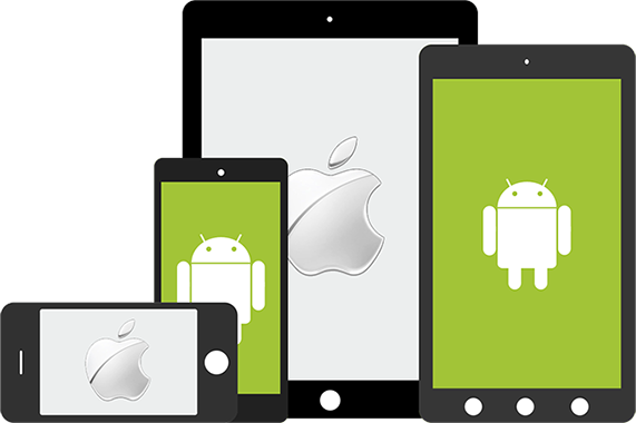 iOS Android devices