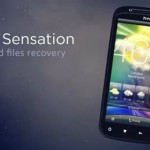 Retrieve Deleted Files from HTC Sentation