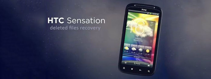 HTC Sensation Deleted Files Recovery