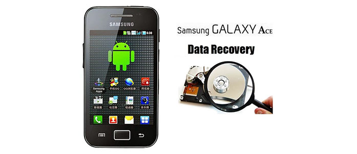 Recover deleted files Galaxy Ace