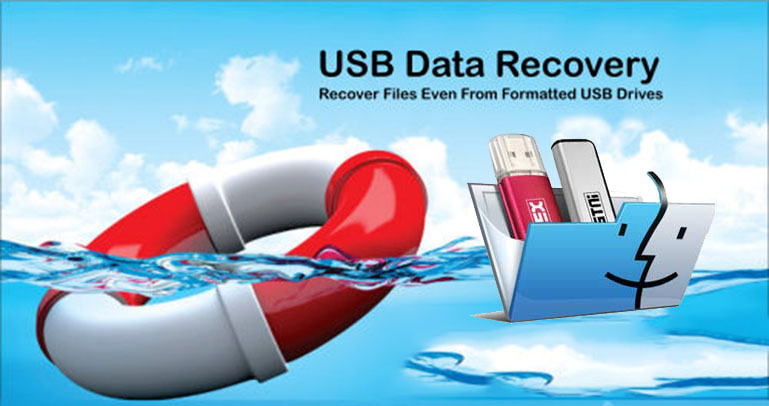 USB Flash Drive Data Recoveyr Mac