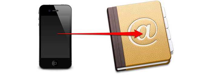3 way to Backup iPhone Contacts