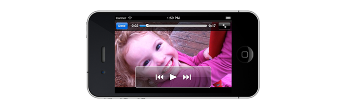 Recover deleted iPhone Video