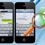 Recover deleted text messages iPhone 3GS
