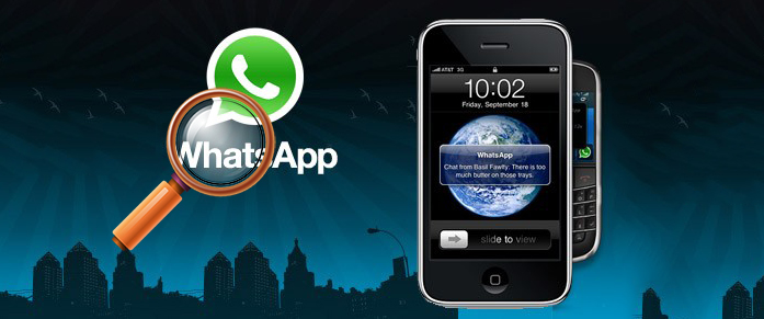 Recover Deleted WhatsAp iPhone