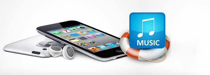Recover deleted music iPod Touch