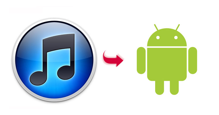 Play iTunes music on Android