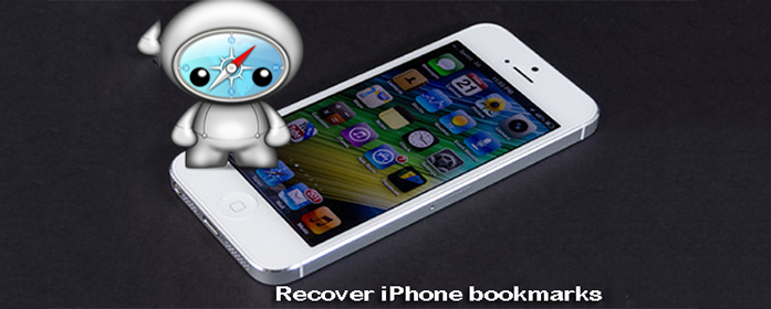Recover Deleted Bookmarks iPhone