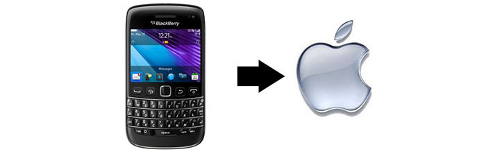 Sync BlackBerry with iPhone