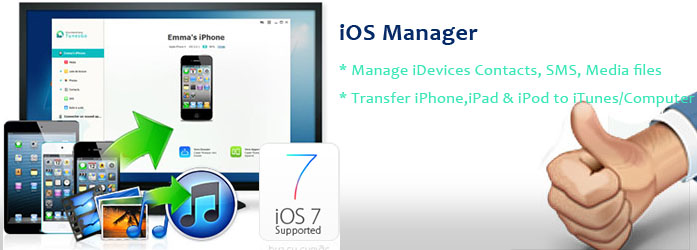 iOS devices mangement software