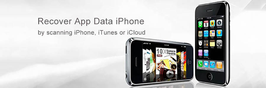 Recover Deleted App Data iPhone