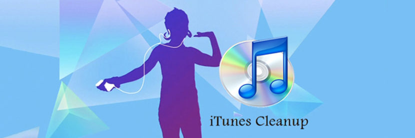 clean up iTunes Library