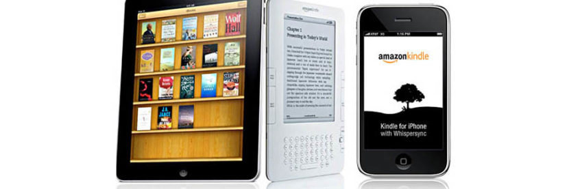 recover kindle books from iPhone iPad