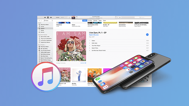 rebuild iTunes Library from iPod/iPhone