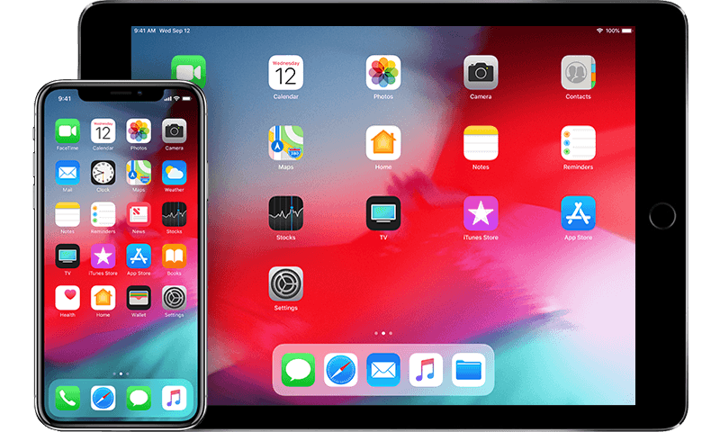 recover deleted apps on iPad iPhone